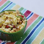 Meatless Breakfast Scramble Recipe