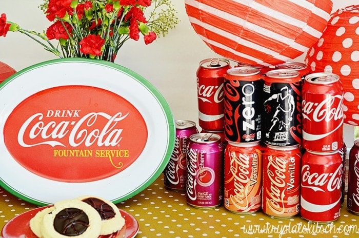 DIY Coke Float