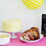 Easy Easter Dinner Party With HoneyBaked Ham