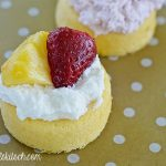 Quick Fruit Shortcake Snack Recipe