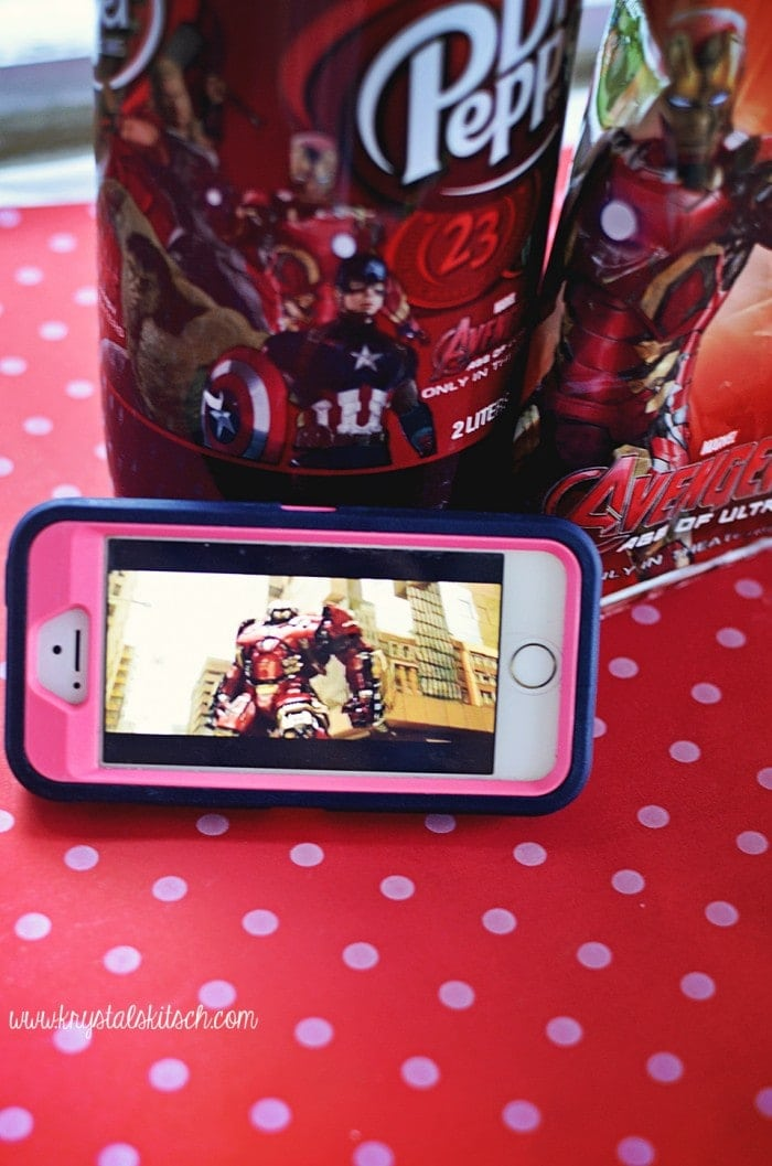 Avengers iPhone App Review
