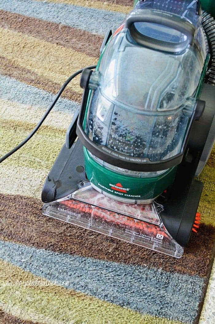 Bissell Spot Cleaner