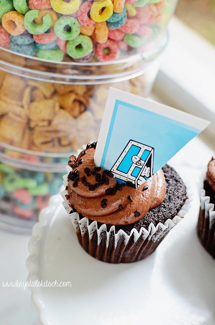 Monopoly Cupcakes