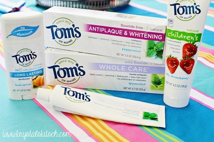 Tom's of Main Toothpaste