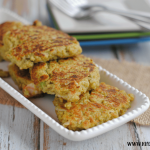 Quinoa and Avocado Crab Cakes