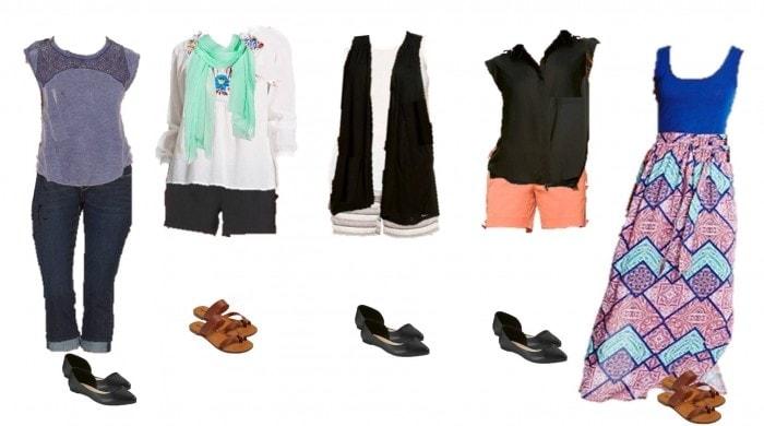 Mix and Match Fashion Target