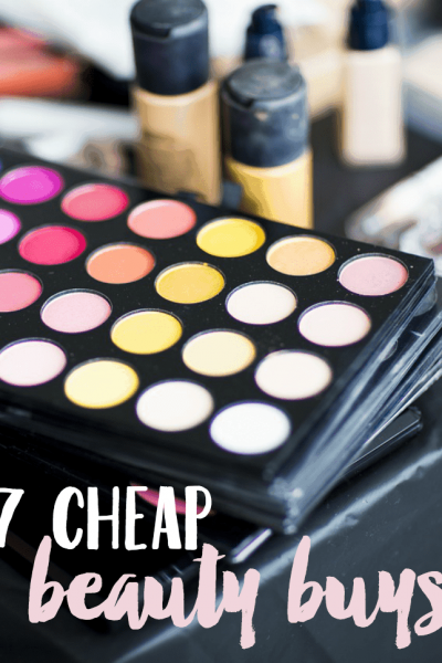 Cheap Makeup That Doesn't Suck: 7 Dollar Tree Makeup Beauty Buys