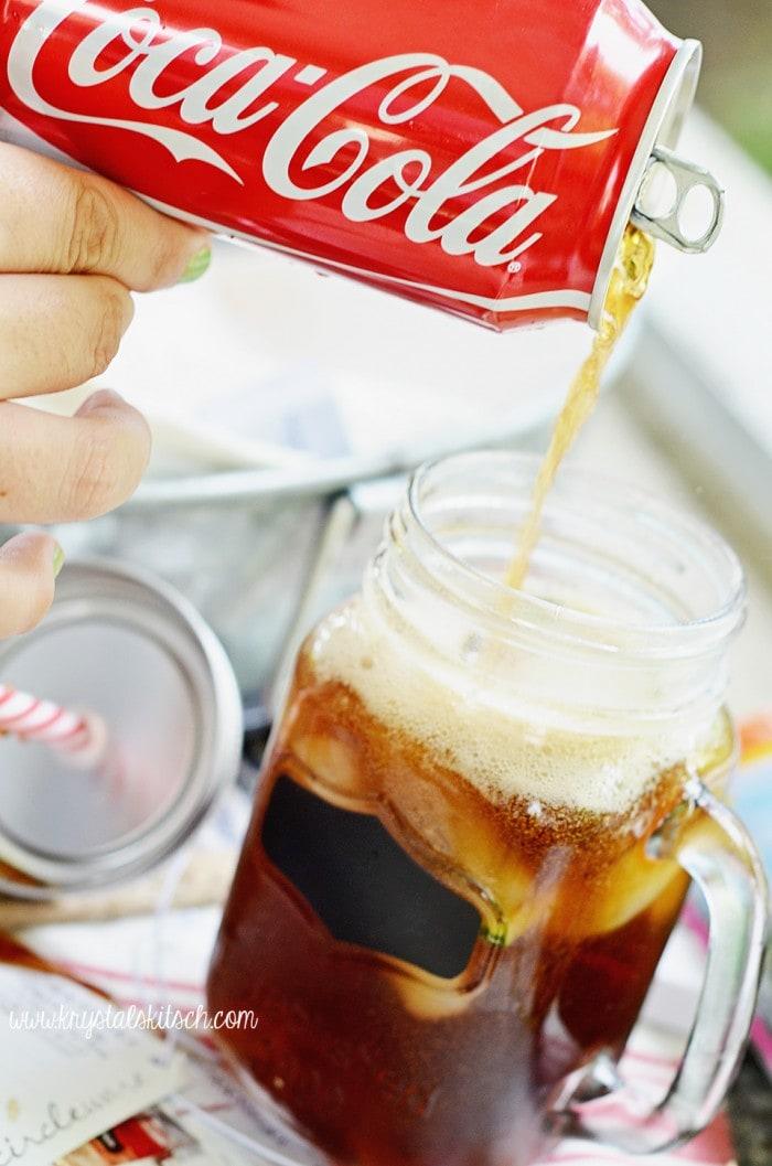 Coke Cocktails