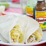 Spicy Seafood Tacos With El Yucateco Hot Sauce