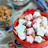 Fourth of July Snack Mix