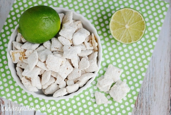 Lime Muddy Buddy Recipe