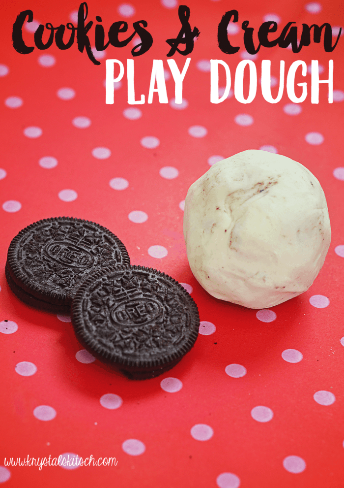 Oreo Play Dough Recipes