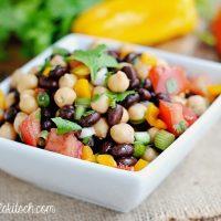 Southwest Bean Salad