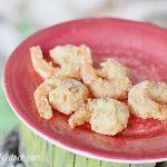 Spicy Cajun Crispy Shrimp