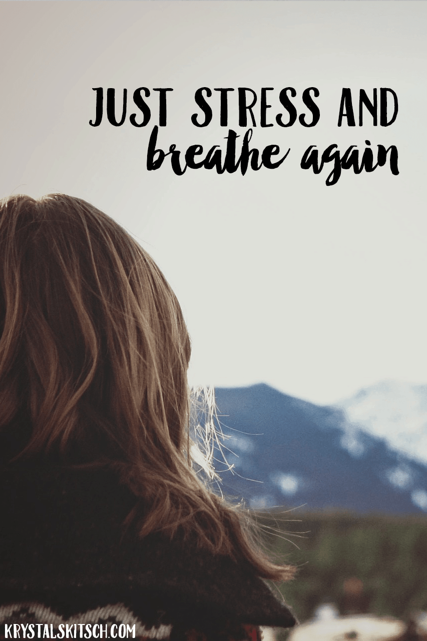 Young Living Essential Oils: Stress Away and Breathe Again