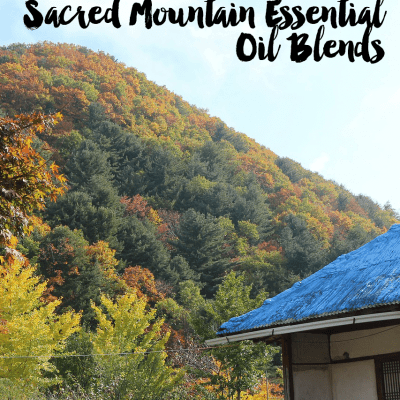 How to Use Valor and Sacred Mountain Essential Oil Blends