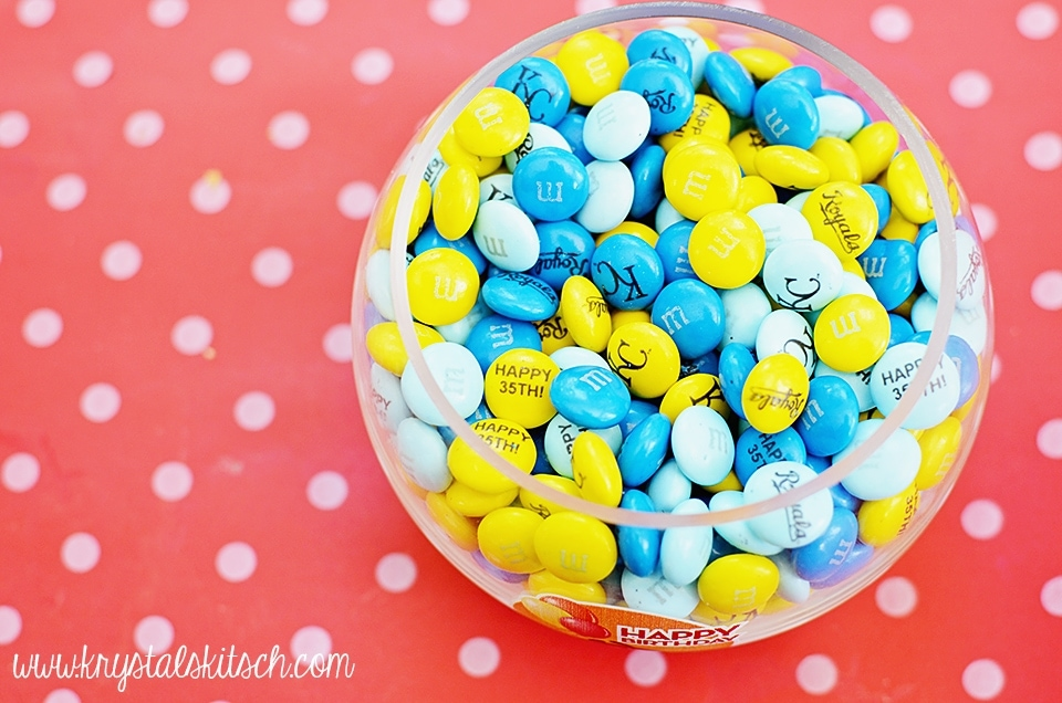 Colorful Birthday Party Ideas