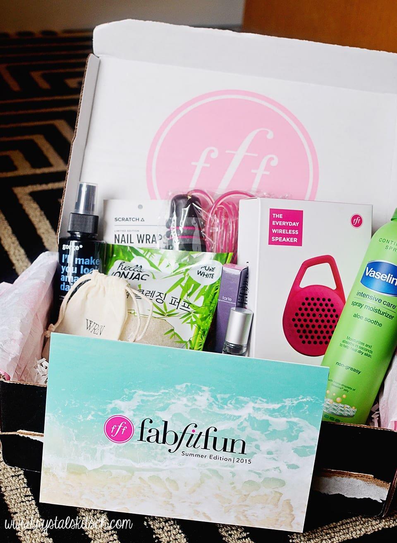 FabFitFun Box