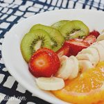 Simple Strawberry Fruit Salad