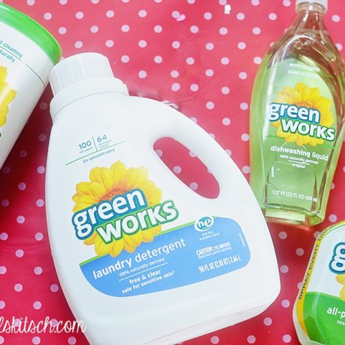 Green Works Cleaning Products