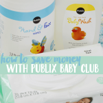 How to Save Money With Publix Baby Club