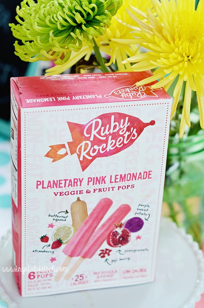 Ruby Rockets Pink Lemonade