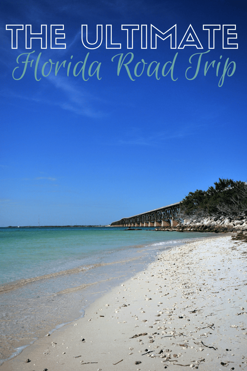 The Ultimate Florida Road Trip