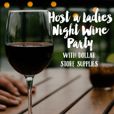 Host a Wine Party on a Budget | 16 Dollar Tree Items Every Wine Lover Must Know About