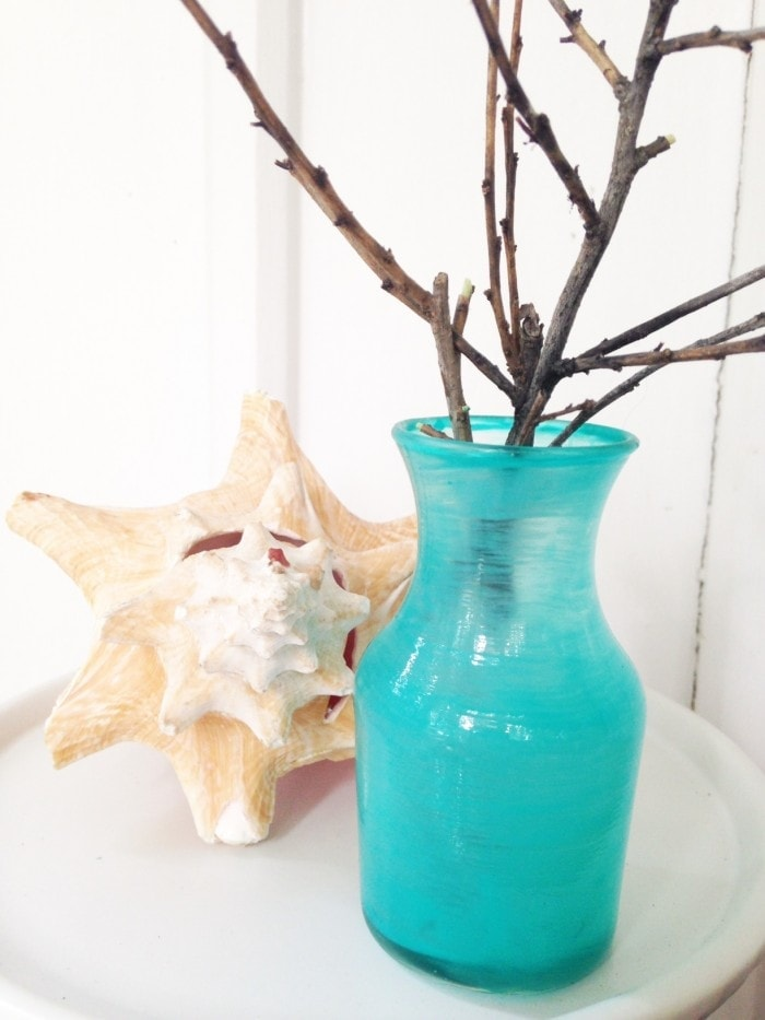 DIY Milkglass