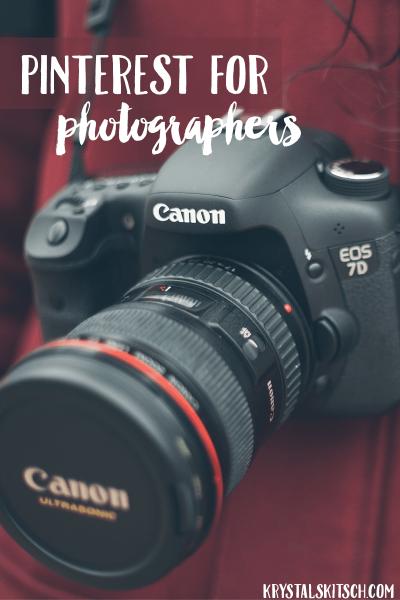 Pinterest for Photographers