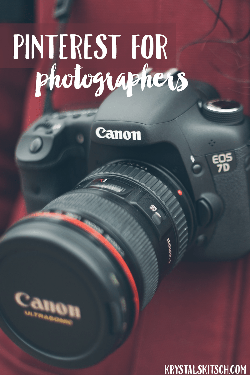 Pinterest for Photographers