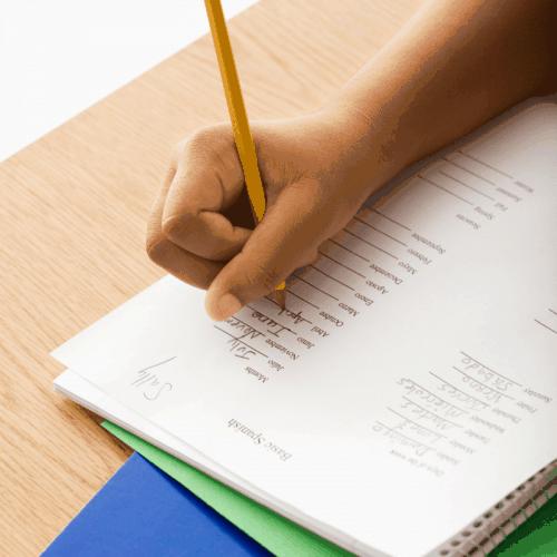 How to Organize Homework