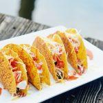 Sriracha Ranch Tacos