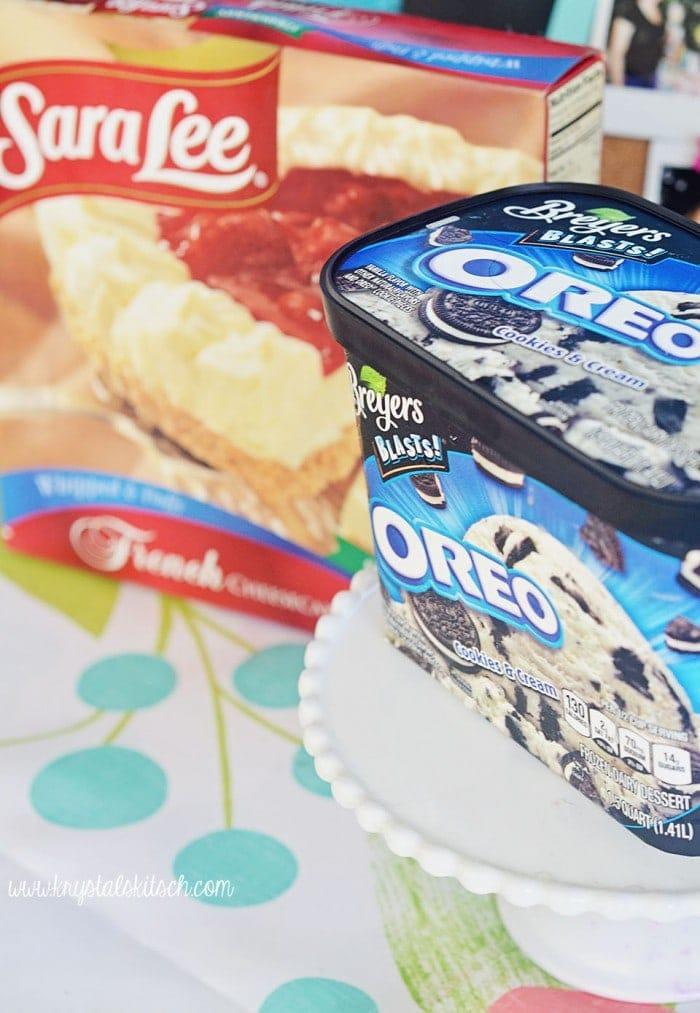 Cookies and Cream Milkshake