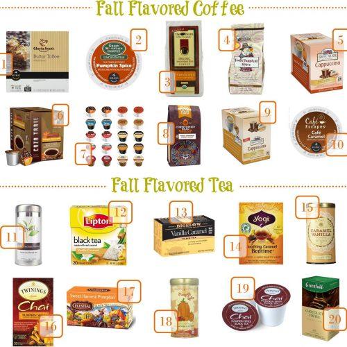 Fall Coffee