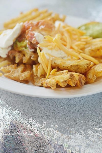 Mexican Waffle Fries Recipe