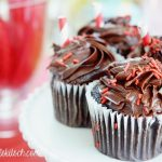 Coca-Cola Cupcakes + Candy Buffet Party