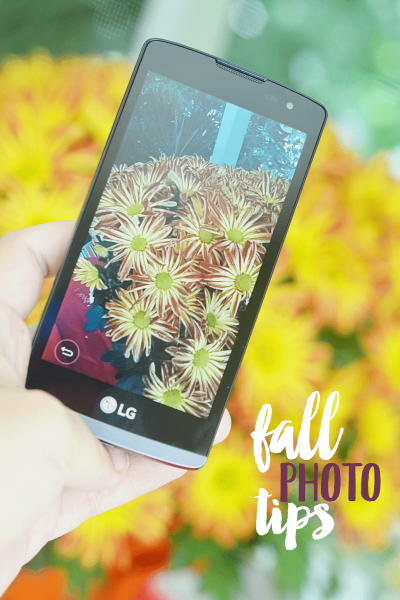 Fall Photo Tips