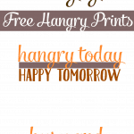 Hangry Printables With SNICKERS®