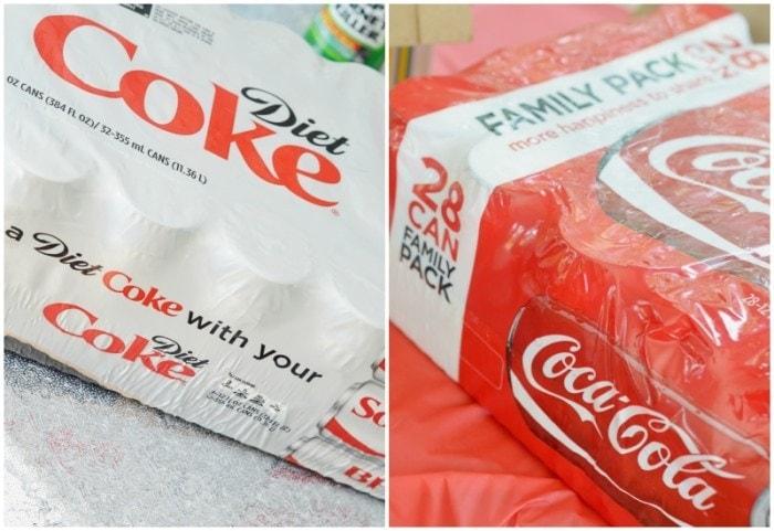 Party Coca Cola