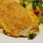 Stuffed Alaska Cod Recipe