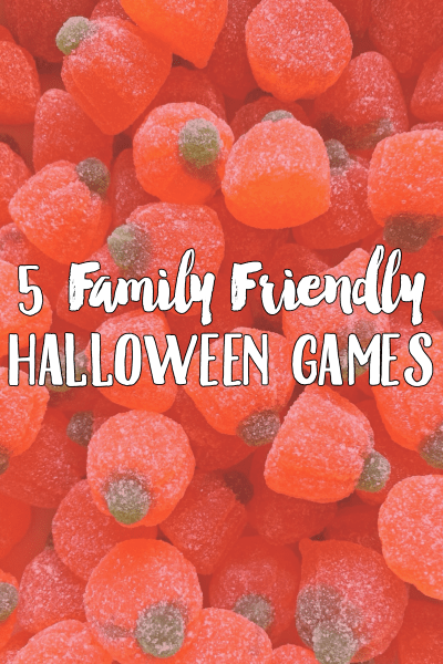 5 Family Friendly Halloween Games for Kids