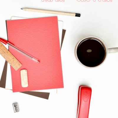 How to Organize Paper Clutter