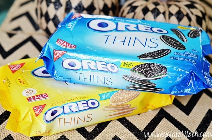 Oreo Thins at CVS