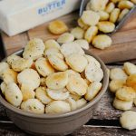 Holiday Hosting: Buttery Seasoned Oyster Crackers