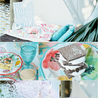 Creative Glamping Ideas: Rustic Chic Party Inspiration