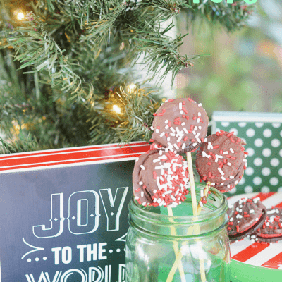 Host a Cookie Decorating Party With OREO