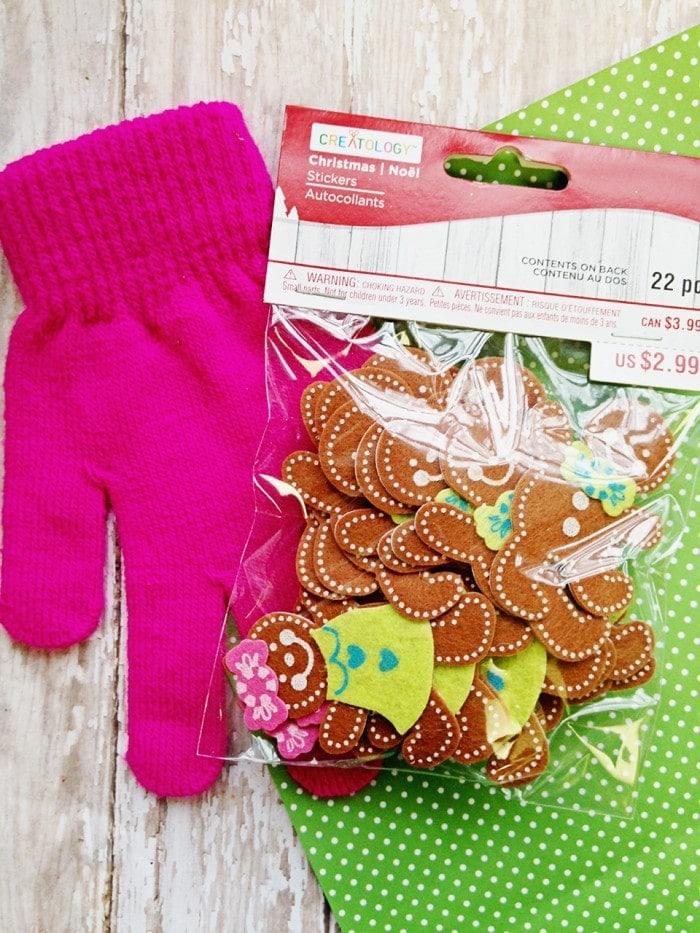 Christmas Gloves