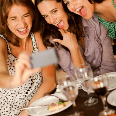 Make Your Next Ladies' Night a 'Dessert Date'