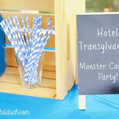Hotel Transylvania 2 Monster Carnival Party